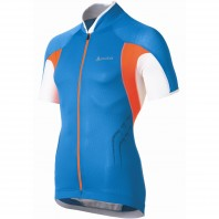Maillot MC Full Zip Power