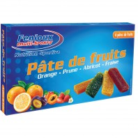 Pâtes de Fruits 2016