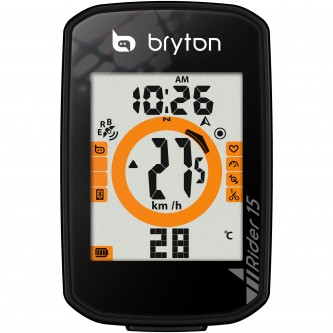 Compteur GPS Rider 15 2020