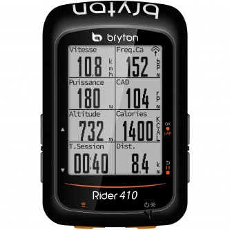 Compteur GPS Rider 410 2020